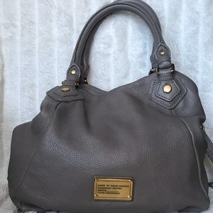 Marc Jacob's Leather Satchel Bag